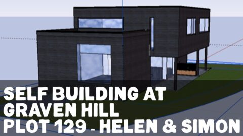 Self Building at Graven Hill, Plot 129 - Helen & Simon