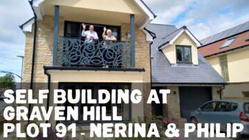 Self Building at Graven Hill #2, Plot 91 – Nerina & Philip