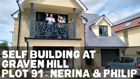 Self Building at Graven Hill #2, Plot 91 – Nerina & Philip