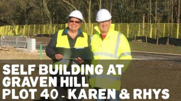 Coming Soon: Self Building at Graven Hill #3, Plot 40 – Karen & Rhys