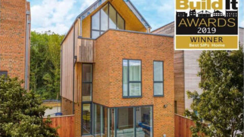 Catherine & Justin win Best SIPS Home at the 2019 Built It Awards! (Plot 36)