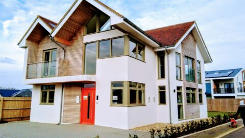 Build It's Self Build Education House Blog (Plot 592)